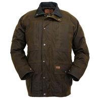 Outback Trading Men's Deerhunter Oilskin Jacket