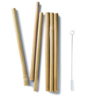 Bambu Reusable Bamboo Straw - 6 Pk.