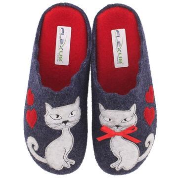 Spring Footwear Womens Pennelopie Wool Slipper