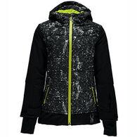 Spyder Active Sports Girl's Moxie Jacket
