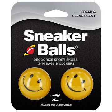 Implus SofSole Smiley Sneaker Balls, 2/pk