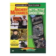 Stoney-Wolf Archery Mechanics / Instinctive Shooting DVD