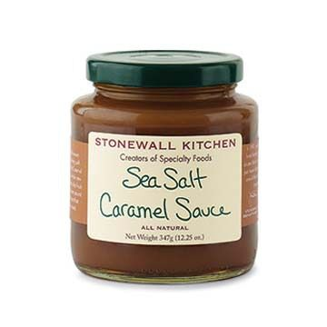 Stonewall Kitchen Sea Salt Caramel Sauce, 12.25 oz..