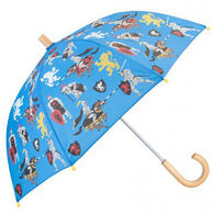 Hatley Boys' Knights Umbrella