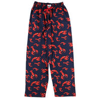 Lazy One Men's Lobster Sleep Pant