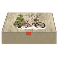 LPG Greetings O Christmas Tree w/Keepsake Box Christmas Cards