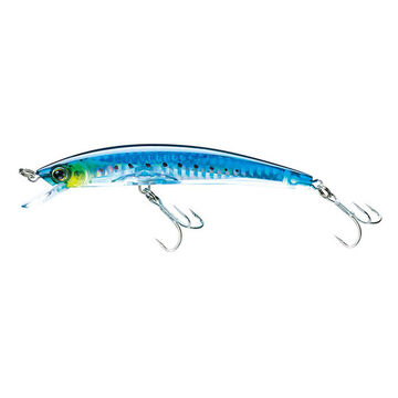 Yo-Zuri Crystal 3D Minnow Floating Saltwater Lure