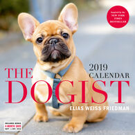 The Dogist 2019 Wall Calendar by Elias Weiss Friedman