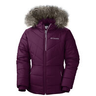 Columbia Girls' Katelyn Crest Insulated Omni-Shield Jacket