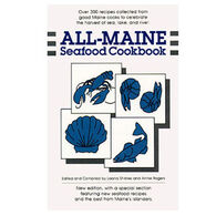 All-Maine Seafood Cookbook, Edited by Loana Shibles & Annie Rogers
