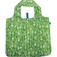 Rockflowerpaper Veggies Green Reusable Blu Bag