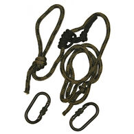 Summit 30' Safety Line w/ Dual Prussics