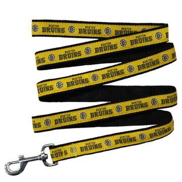 Pets First Boston Bruins Dog Leash