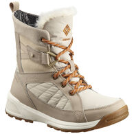 Columbia Women's Meadows Shorty Omni-Heat 3D Insulated Boot