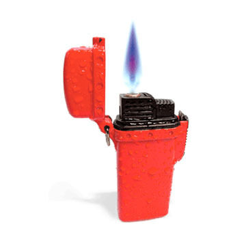 Solo Storm Lighter