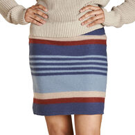 Toad&Co Women's Heartfelt Sweater Skirt