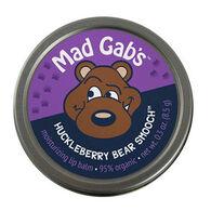 Mad Gab's Huckleberry Bear Smooch Tin Lip Balm