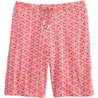 johnnie-O Men's Sanibel Half Elastic Surf Short