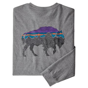 Patagonia Mens Back for Good Responsibili-Tee Long-Sleeve T-Shirt