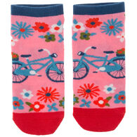 Karma Women's Bicycle Ankle Sock
