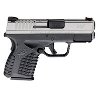"Springfield XD-S Single Stack Bi-Tone 9mm 3.3"" 7-Round Pistol"