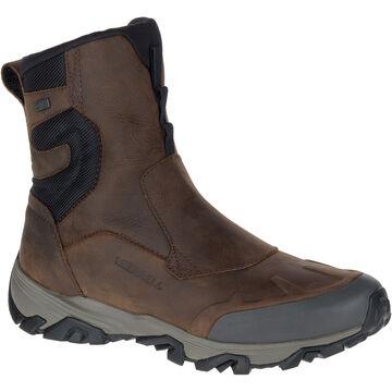 """Merrell Men's Coldpack ICE+ 8"""" Zip Polar Waterproof Boot"""