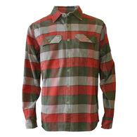 Arborwear Men's Chagrin Flannel Long-Sleeve Shirt