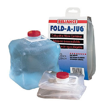 Reliance Fold-a-Jug Water Container