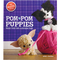 Klutz Pom-Pom Puppies Craft Kit by April Chorba