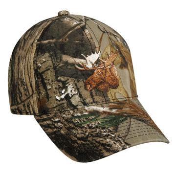 Outdoor Cap Mens Moose Cap