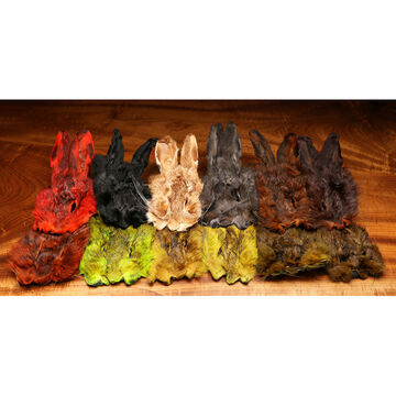 Hareline Dyed Grade #1 Hares Mask Fly Tying Material