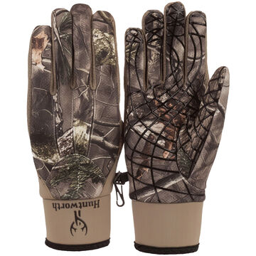 Huntworth Mens Tech Shooters Midweight Glove