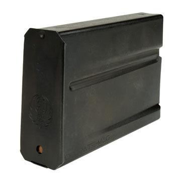 Ruger 308 Winchester 10-Round Black Oxide Steel Magazine