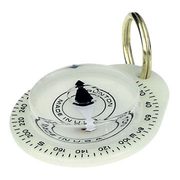 Brunton Glow Mate Key Ring Compass