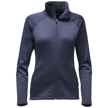 The North Face Womens Agave Full Zip Jacket