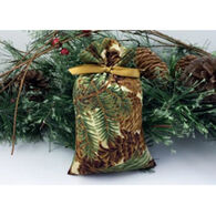 Moosehead Balsam Fir Pine Cone Branch Bag