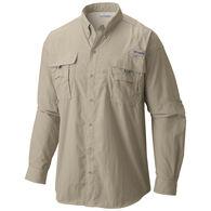 Columbia Men's PFG Bahama II Long-Sleeve Omni-Shade Shirt