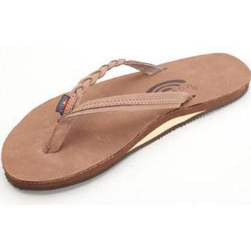 Rainbow Sandals Womens Flirty Braidy Sandal