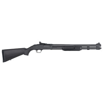 Mossberg 590 Tactical 9-Shot Tri-Rail 12 GA 20 Shotgun