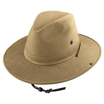 Henschel Mens Aussie Twill Hat