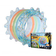 b4 Adventure Inflatable Party Wheel