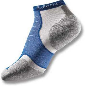 Thorlo Men's Experia with Thor-Wick Cool Micro Mini-Crew Sock