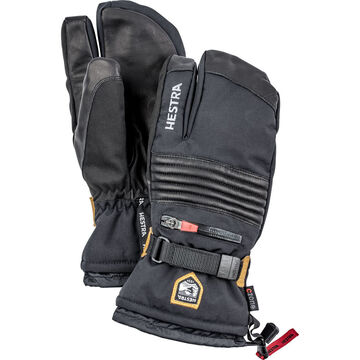 Hestra Glove Mens All Mountain CZone 3-Finger Glove