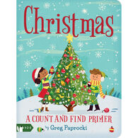 Christmas: A Count and Find Primer Board Book by Greg Paprocki