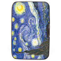 Fig Design Women's Starry Night RFID Wallet