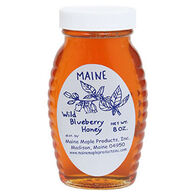 Maine Maple Products Blueberry Honey, 8 oz.