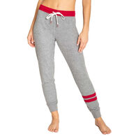 P.J. Salvage Women's Grey Jogger PJ Pant