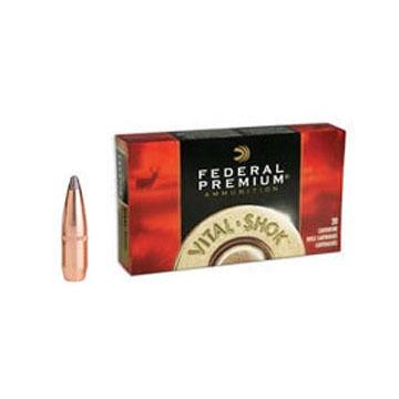 Federal Premium Vital-Shok 308 Winchester (7.62x51mm) 165 Grain Sierra GameKing BTSP Rifle Ammo (20)