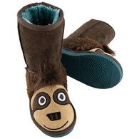 Lazy One Boys' & Girls' Sloth Toez Slipper Boot