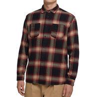 Woolrich Men's Classic Flannel Long-Sleeve Shirt